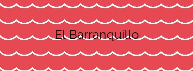 Información de la Playa El Barranquillo en Telde