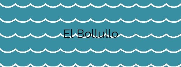 Información de la Playa El Bollullo en La Orotava