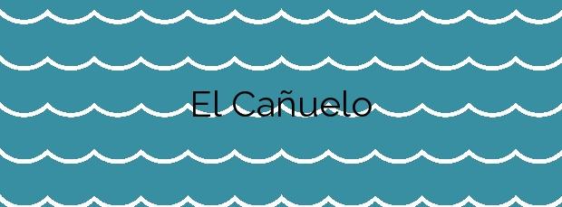 Información de la Playa El Cañuelo en Tarifa