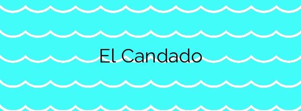 Información de la Playa El Candado en Málaga