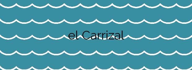Información de la Playa el Carrizal en Buenavista del Norte