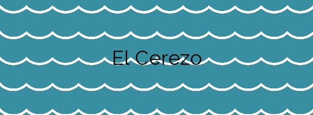 Información de la Playa El Cerezo en Chilches