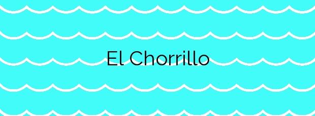 Información de la Playa El Chorrillo en Nerja