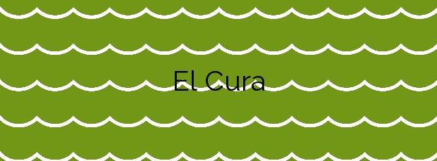 Información de la Playa El Cura en Torrevieja