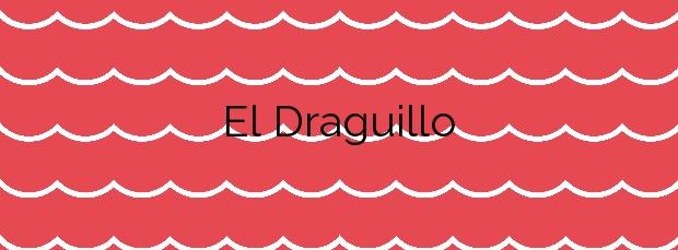 Información de la Playa El Draguillo en Santa Cruz de Tenerife