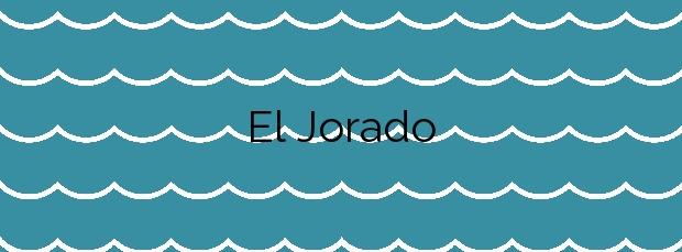 Información de la Playa El Jorado en Tijarafe