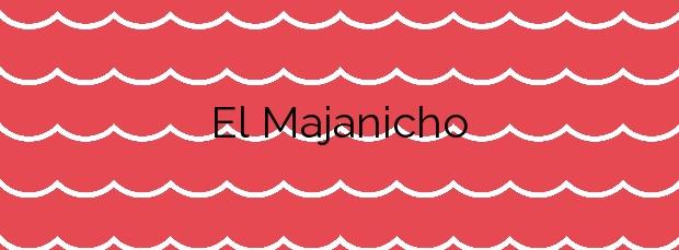 Información de la Playa El Majanicho en La Oliva