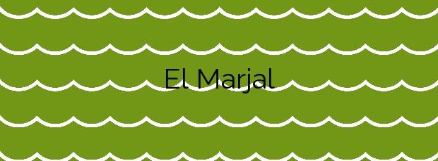 Información de la Playa El Marjal en Alcanar