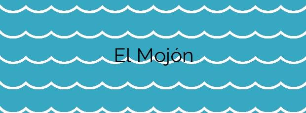 Información de la Playa El Mojón en Pilar de la Horadada