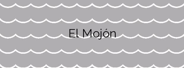 Información de la Playa El Mojón en San Pedro del Pinatar
