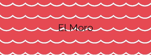 Información de la Playa El Moro en Navia
