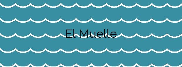 Información de la Playa El Muelle en Garachico