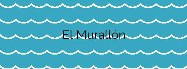Información de la Playa El Murallón en Tapia de Casariego