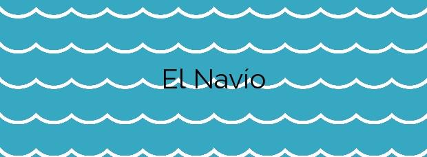 Información de la Playa El Navío en San Cristóbal de La Laguna