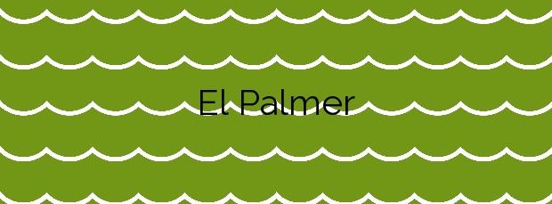Información de la Playa El Palmer en Enix