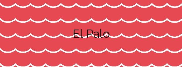 Información de la Playa El Palo en Málaga