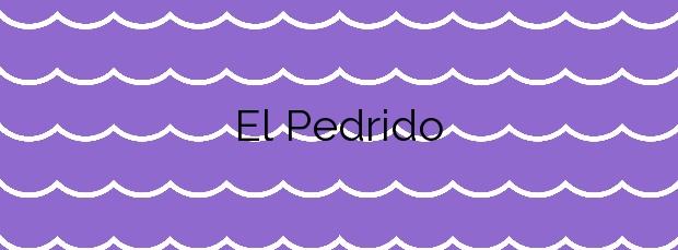Información de la Playa El Pedrido en Bergondo
