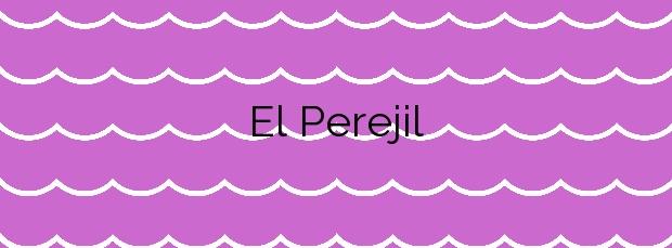 Información de la Playa El Perejil en Teguise