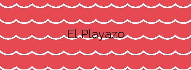 Información de la Playa El Playazo en Nerja