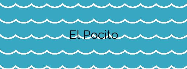 Información de la Playa El Pocito en Villa de Mazo