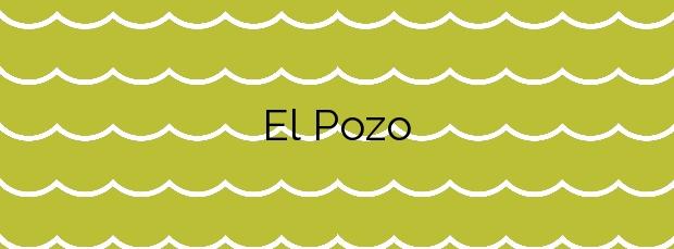 Información de la Playa El Pozo en Yaiza