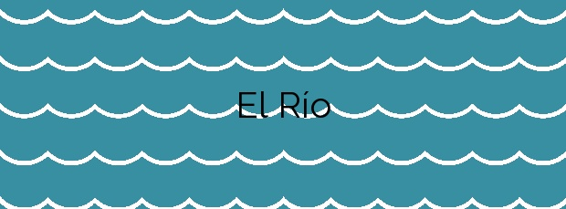 Información de la Playa El Río en La Oliva