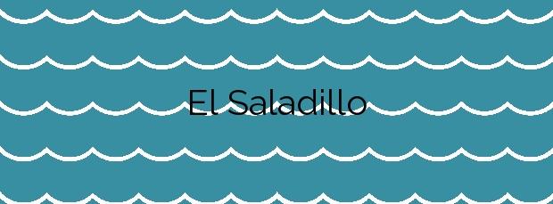 Información de la Playa El Saladillo en Estepona