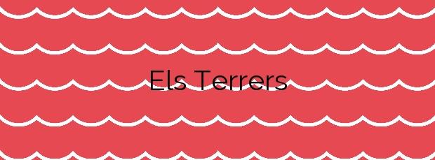 Información de la Playa Els Terrers en Benicasim