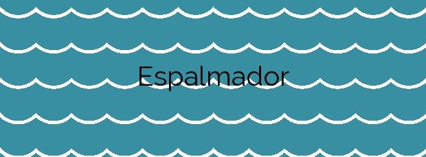 Información de la Playa Espalmador en Palma de Mallorca