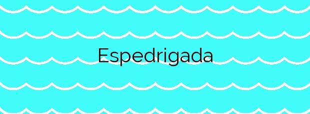 Información de la Playa Espedrigada en Vigo