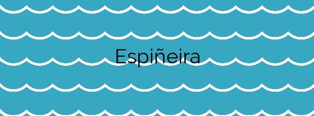 Información de la Playa Espiñeira en Sanxenxo