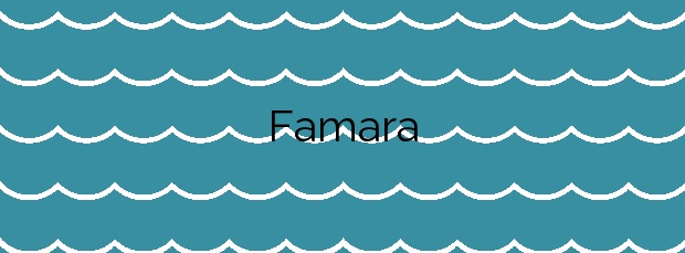 Información de la Playa Famara en Teguise
