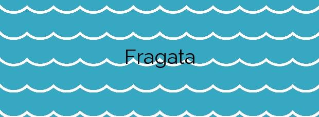 Información de la Playa Fragata en Ferrol