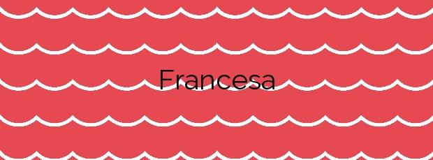 Información de la Playa Francesa en Teguise