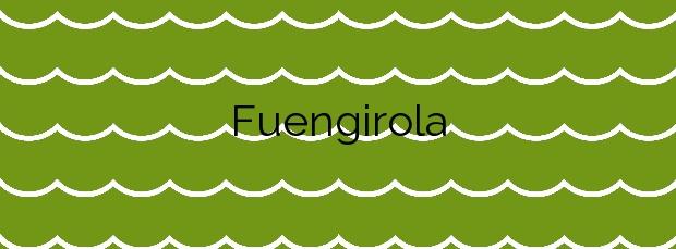 Información de la Playa Fuengirola en Fuengirola