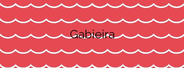 Información de la Playa Gabieira en Ribadeo