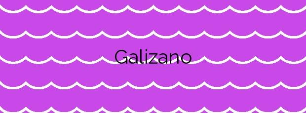 Información de la Playa Galizano en Ribamontán al Mar