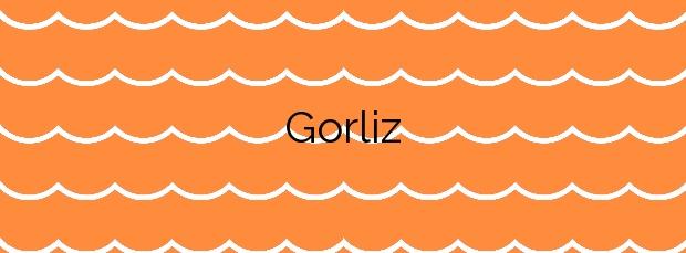 Información de la Playa Gorliz en Gorliz