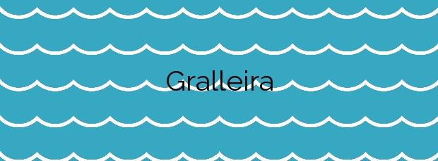 Información de la Playa Gralleira en Foz