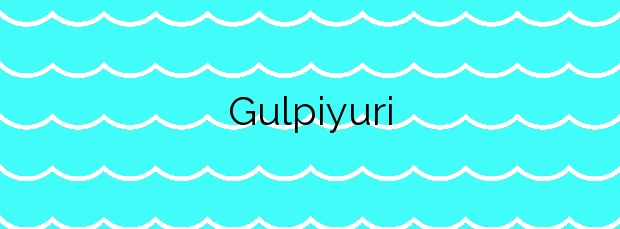 Información de la Playa Gulpiyuri en Llanes