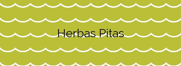 Información de la Playa Herbas Pitas en Porto do Son