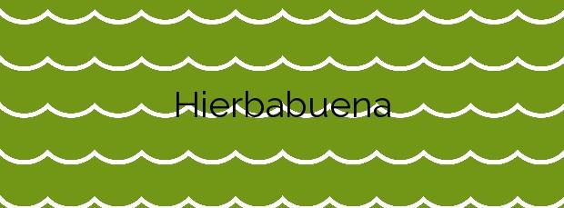 Información de la Playa Hierbabuena en Barbate
