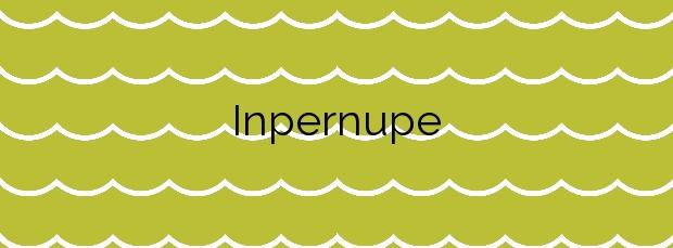 Información de la Playa Inpernupe en Zumaia