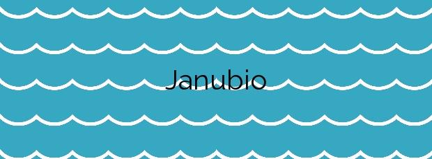 Información de la Playa Janubio en Yaiza