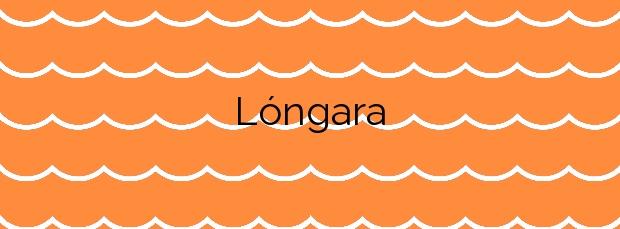 Información de la Playa Lóngara en Barreiros