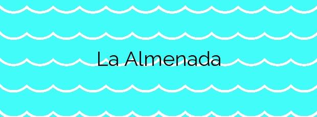 Información de la Playa La Almenada en Llanes
