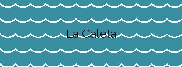 Información de la Playa La Caleta en Villajoyosa