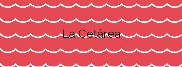 Información de la Playa La Cetárea en A Coruña