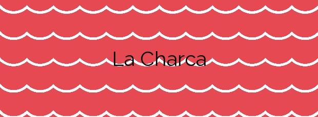 Información de la Playa La Charca en Salobreña