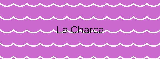 Información de la Playa La Charca en Teguise